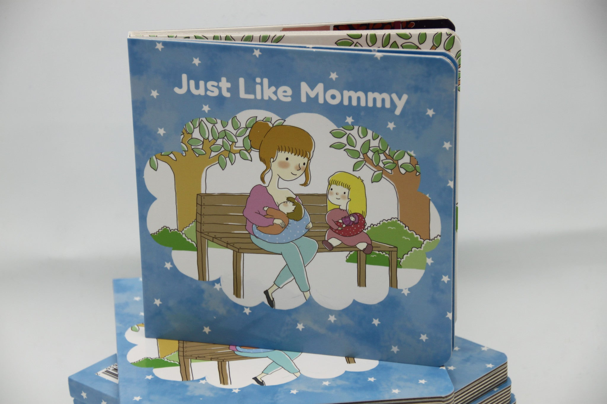 Just Like Mommy Board Book