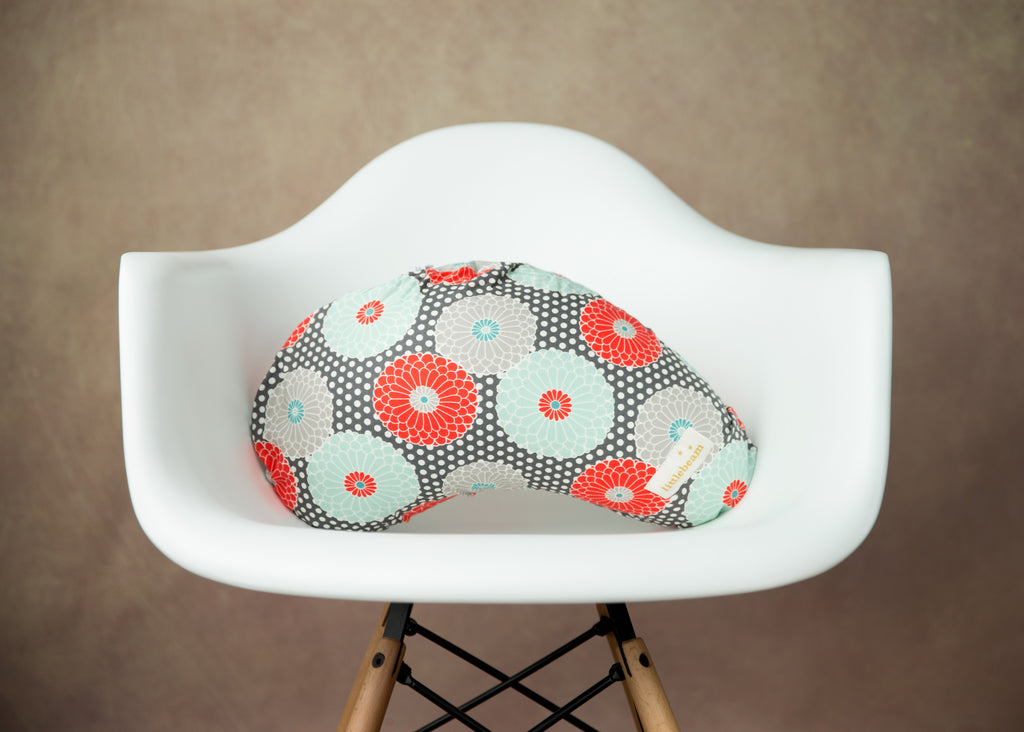 Floral Medallions - Littlebeam Nursing Pillow
