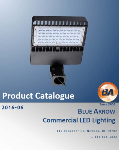 Blue Arrow Product Catalogue 2016-06