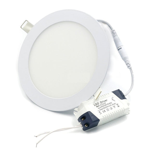 07.04-CIMCA Series LED Ceiling Downlight Square/Round - Non-Dimmable