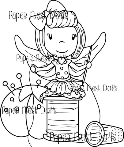 Sewing Fairy Sophie