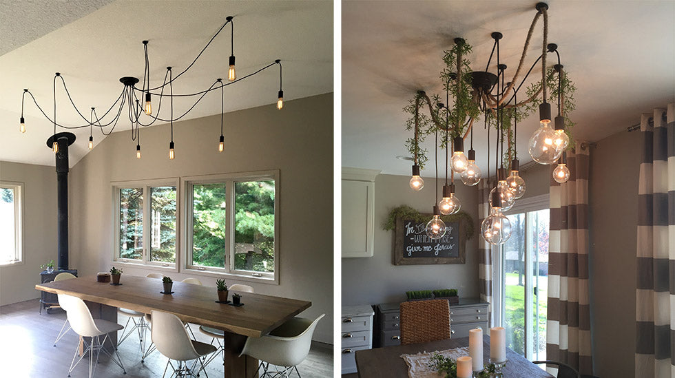 swag chandelier kids room lighting tips