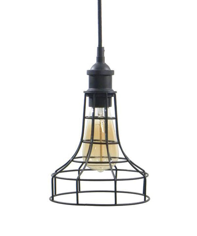 Flair Cage Pendant Light