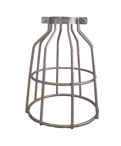 Steel Round Light Bulb Cage