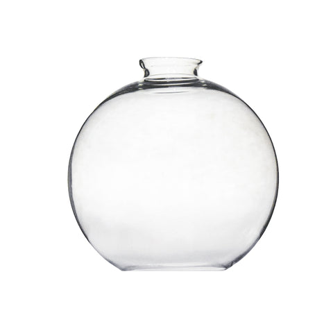 Glass Globe Shade 8""
