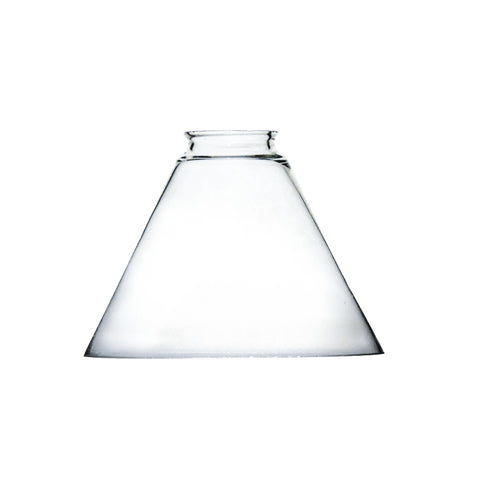 Glass Cone Shade