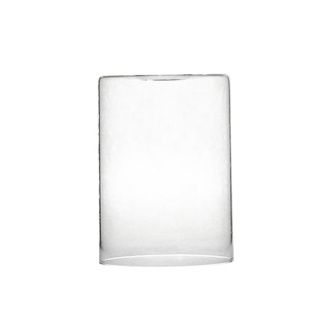 Glass Cylinder Shade 7""