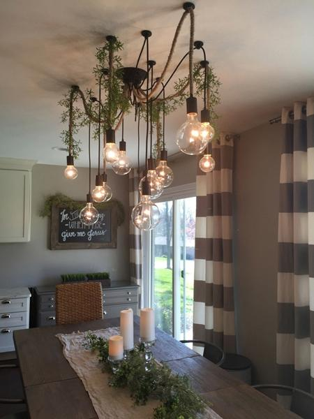 Lighting For Dining Table Chandeliers