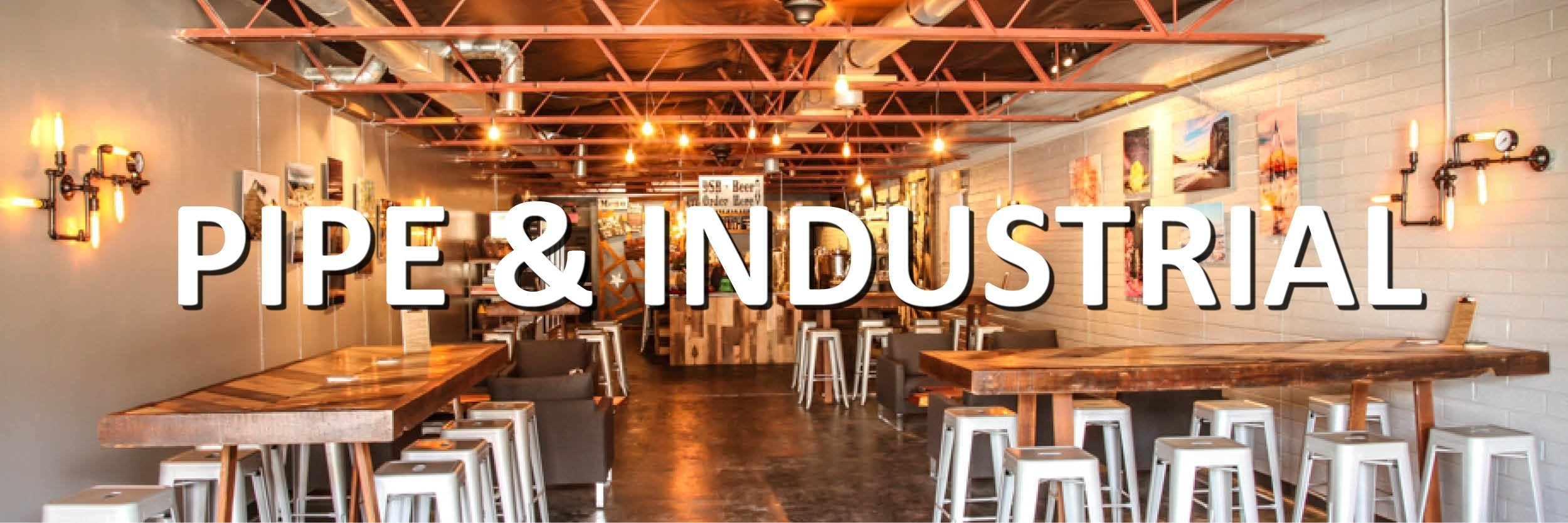 Custom industrial Pendant Lights and Chandeliers