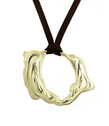 AP003 Leather Necklace