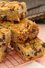 Our Favourite Homemade Muesli Bars
