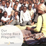 Help Children Attend School in South Africa - Our Giving Back Program