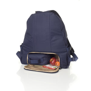 Baby Bag - Storksak Hero Backpack Navy - Baby Luno