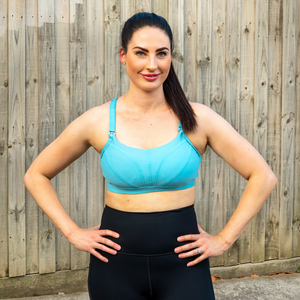 Load image into Gallery viewer, Nursing Sports Bra - Maze Empowered High Impact