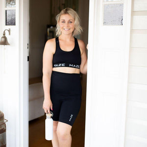 Maternity Shorts - Maze Pregnancy & Postpartum