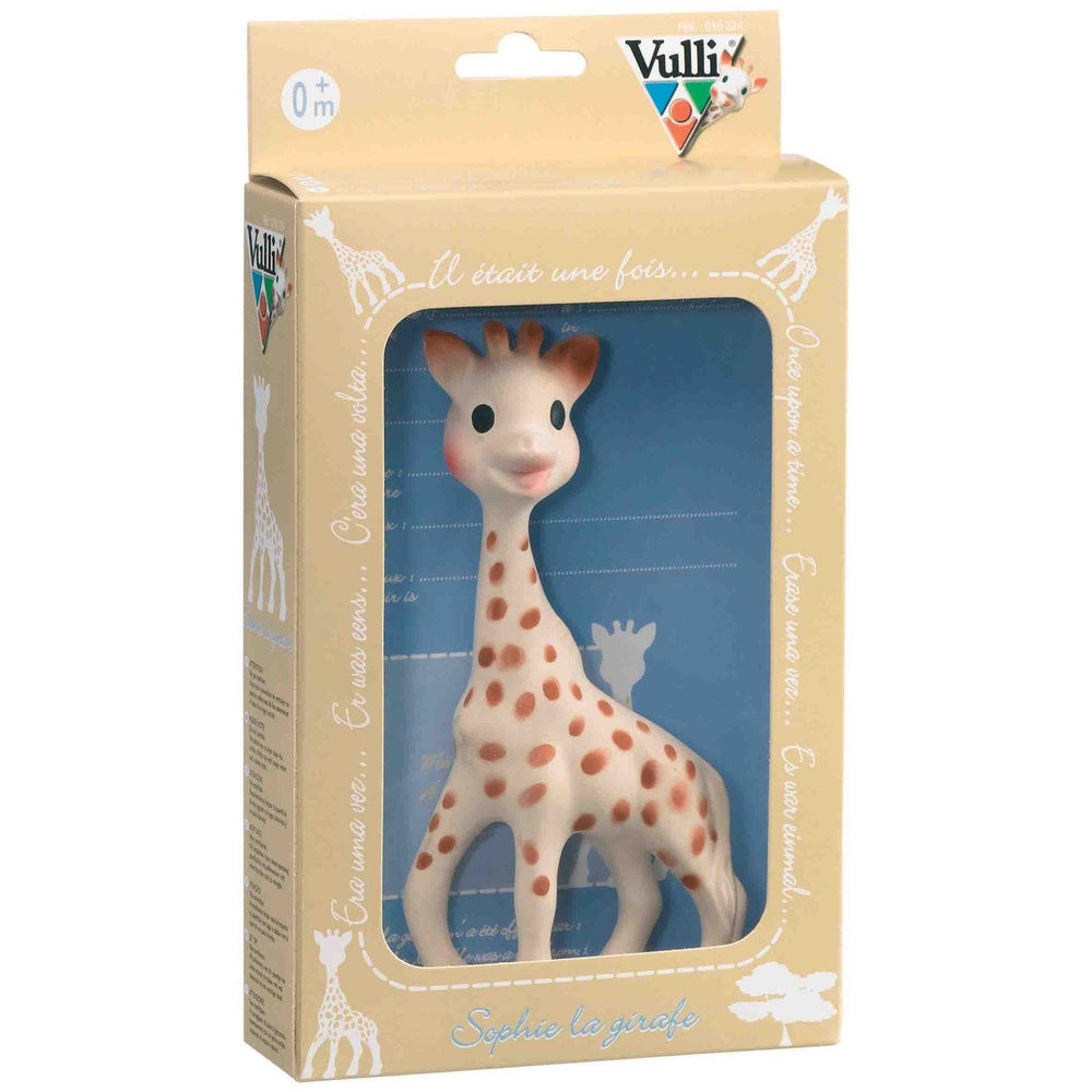 Sophie the Giraffe Teething Toy - Baby Luno
