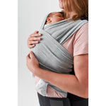 Baby Carrier - BabyDink Grey ORGANIC