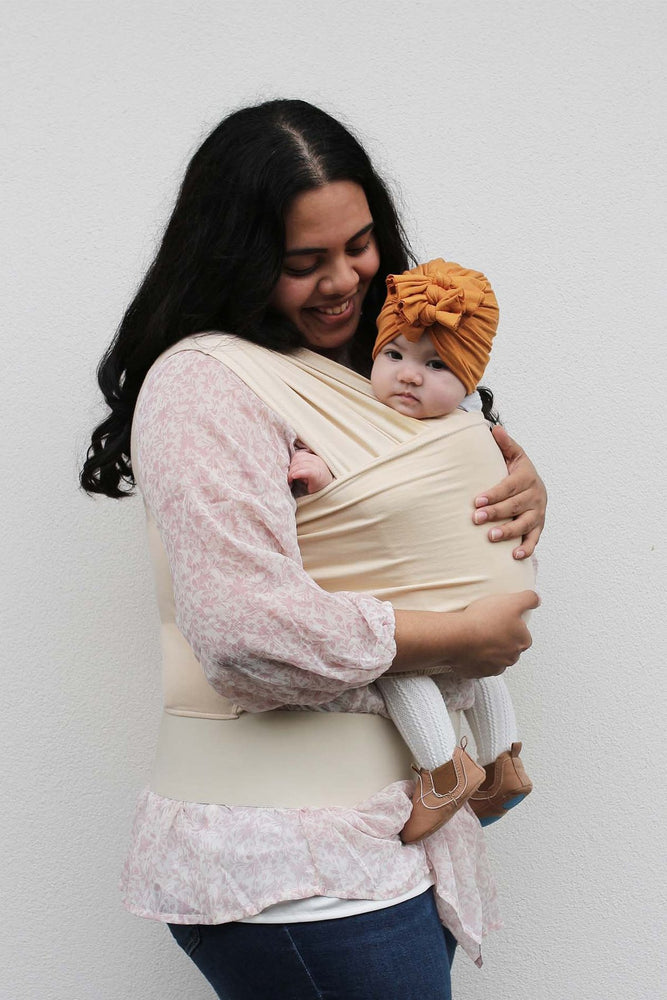 Baby Carrier - BabyDink ORGANIC Sand