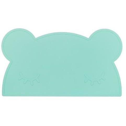 Placemat - Bear Minty Green