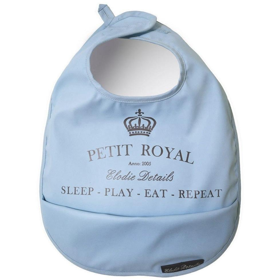 Baby Bib - Petit Royal Blue