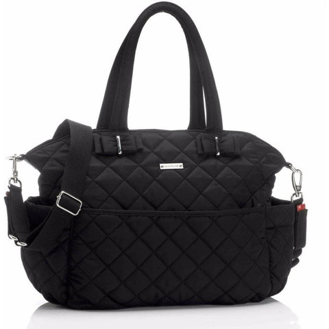 Baby Bag - Storksak Bobby Black