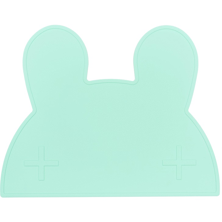Placemat - Bunny Minty Green