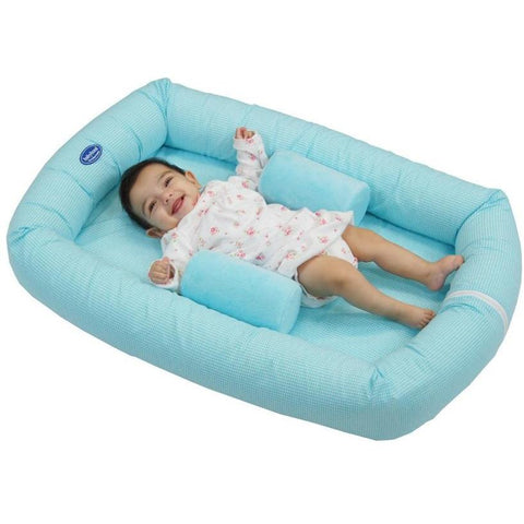 Baby Nest - Breathe Eze Cosy Crib Blue
