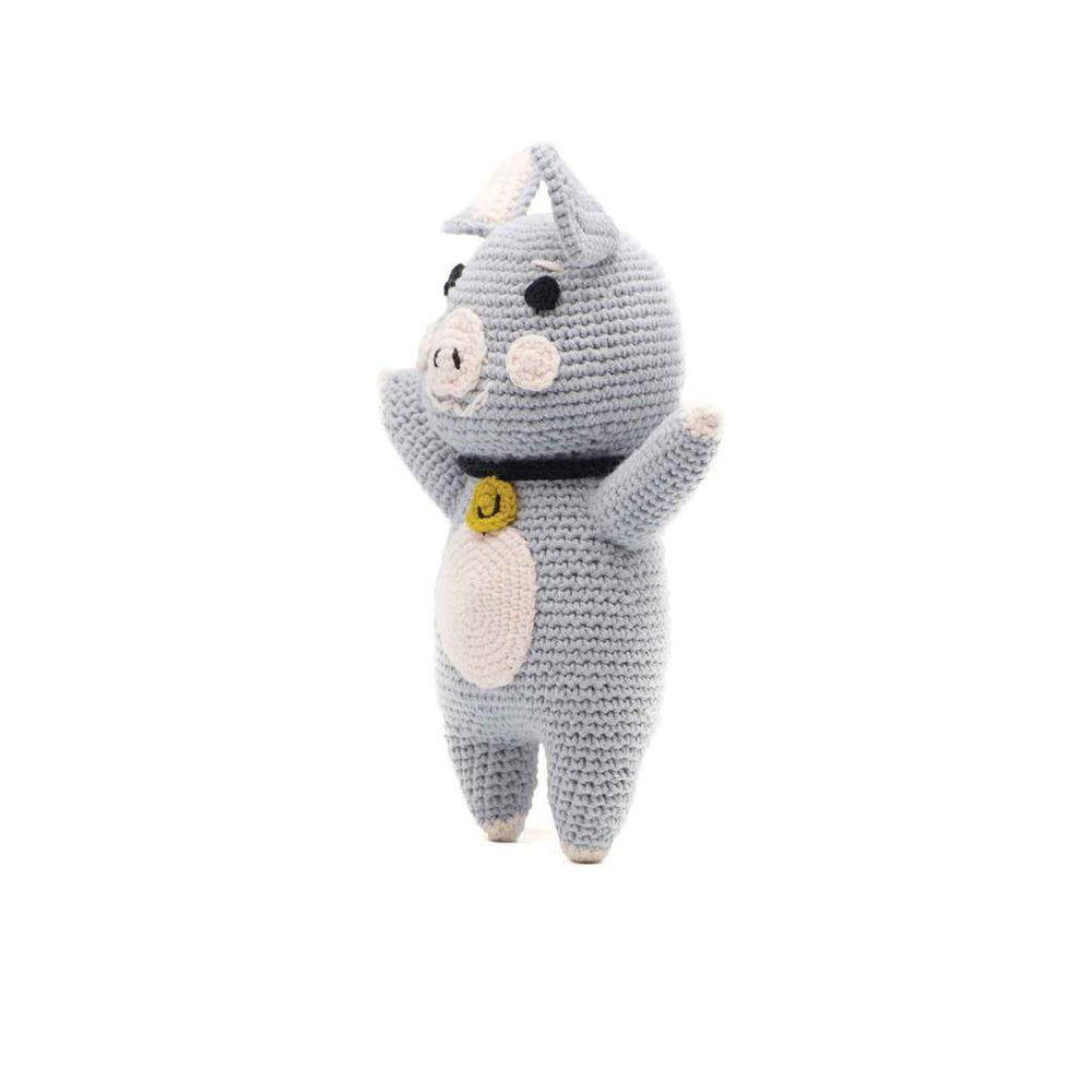 The Year of the Pig - Crochet Jordi Doll (Limited Edition) - Baby Luno