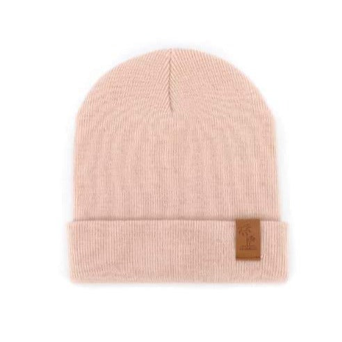 Beanie Signature - Pink (Kids-Adults)