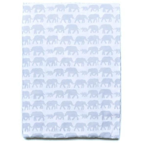 Baby Cot Sheet - The Road to Nowhere - Baby Luno