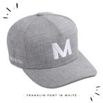 Snapback Hat - PERSONALISED (Kids-Adults)