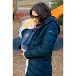 Baby Carrier - Explorer Neoprene Charcoal - Baby Luno