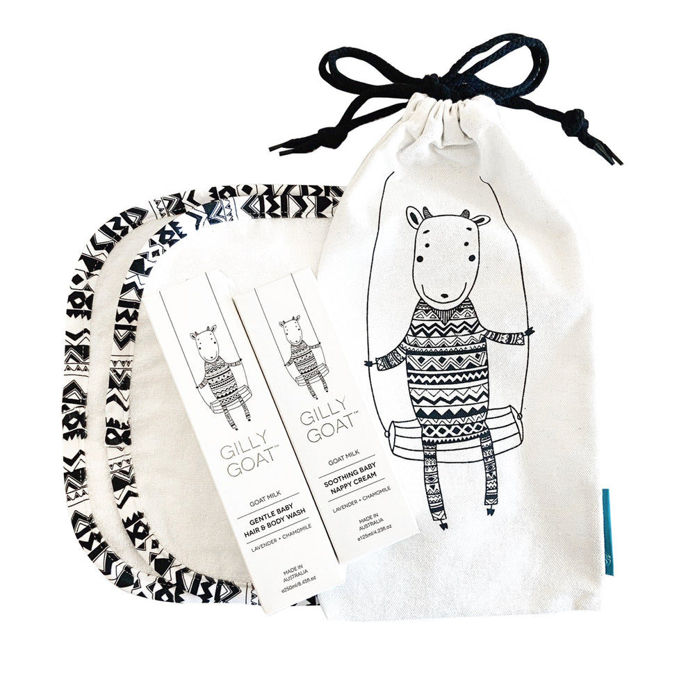 Gift Pack - Squeaky Clean Duo - Baby Luno