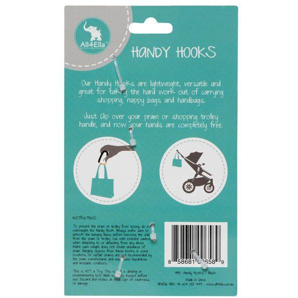 Pram Handy Hook - Baby Luno