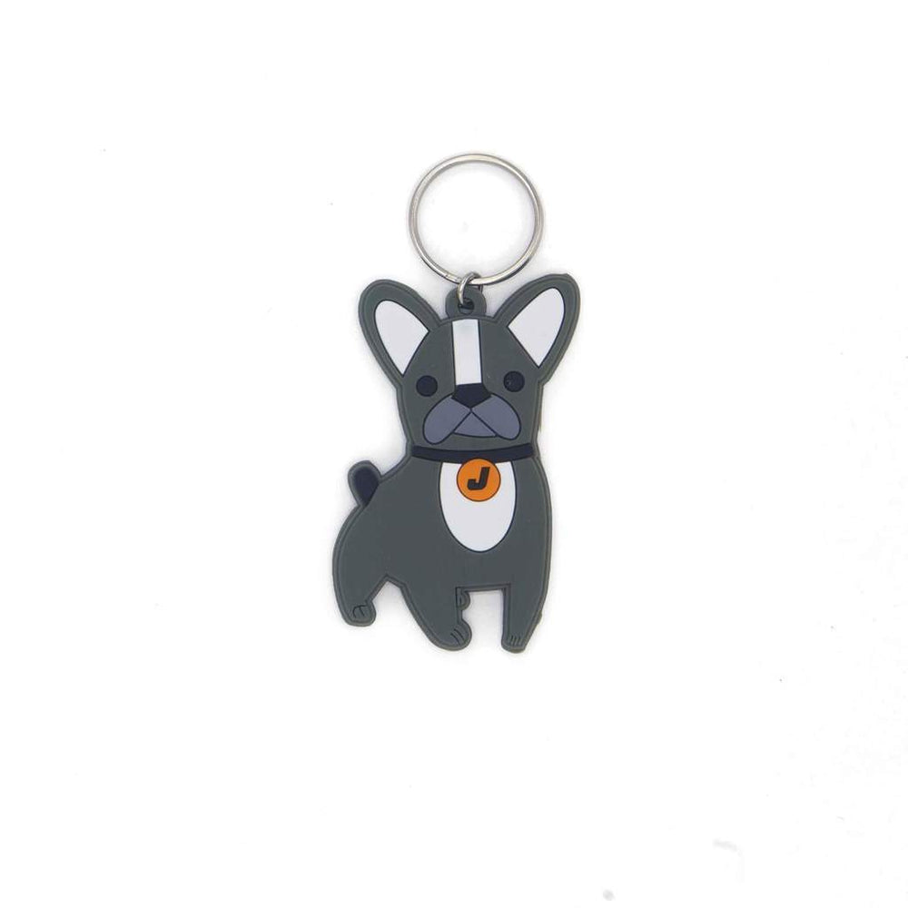 Keyring Name Tag - Dog - Baby Luno
