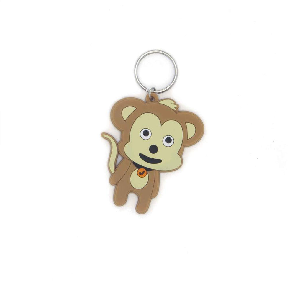 Keyring Name Tag - Monkey