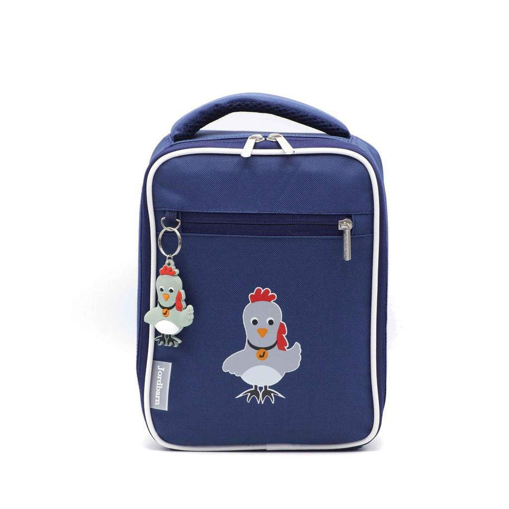 Load image into Gallery viewer, Keyring Name Tag - Rooster - Baby Luno
