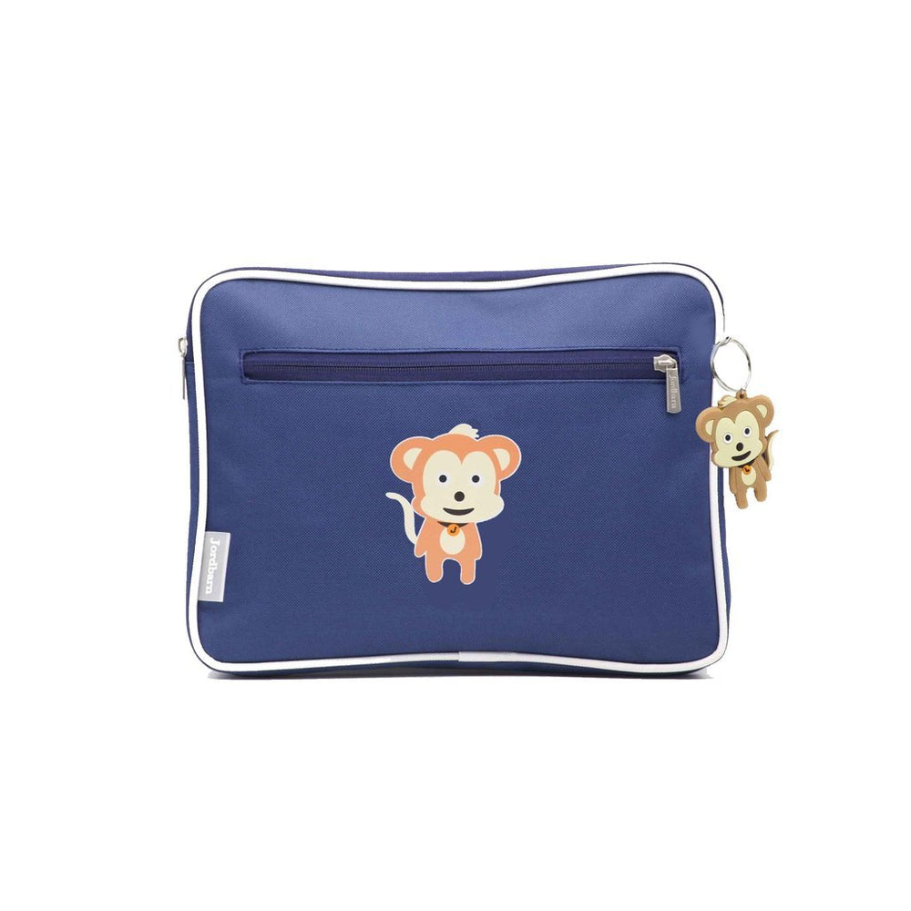 Kids Pencil Case / Ipad Case - Blue