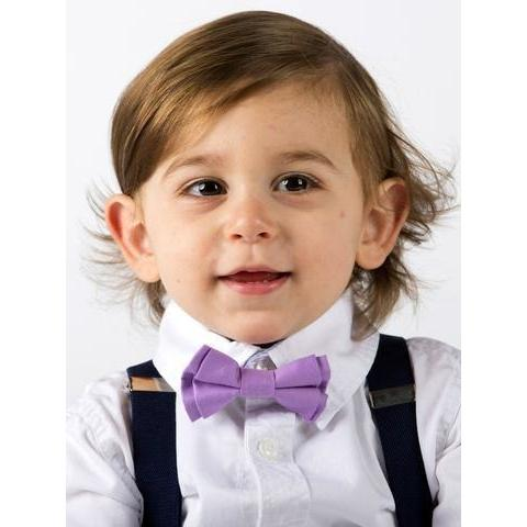 Bow Tie & Suspenders - Mr. Charlie - Baby Luno