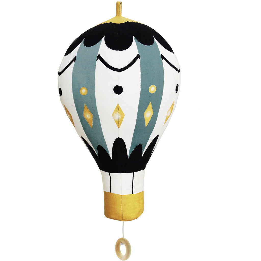 Music Mobile Toy - Moon Balloon Large