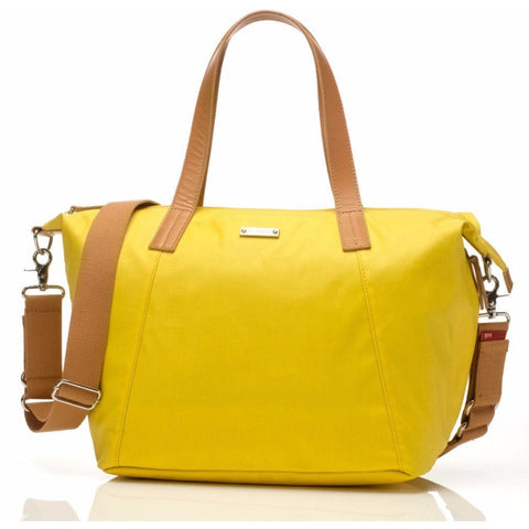 Baby Bag - Storksak Noa Yellow