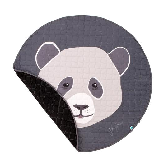 Playmat - Grey Panda
