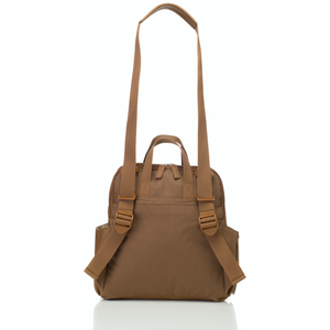 Baby Bag - Babymel Robyn Backpack Tan - Baby Luno