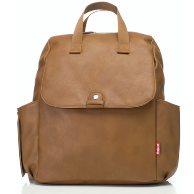 Baby Bag - Babymel Robyn Backpack Tan