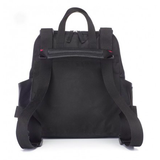 Baby Bag - Babymel Robyn Backpack Black - Baby Luno