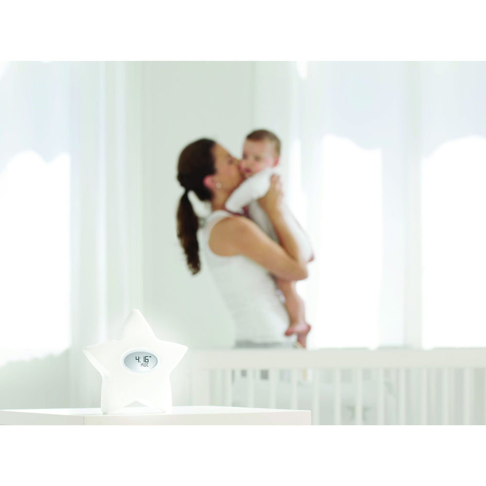 Serenity Star Night Light - Baby Luno
