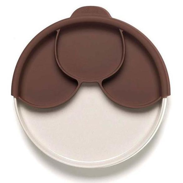 Miniware Smart Divider - Chocolate - Baby Luno
