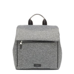 Baby Bag - Storksak St James Scuba Grey Marl - Baby Luno