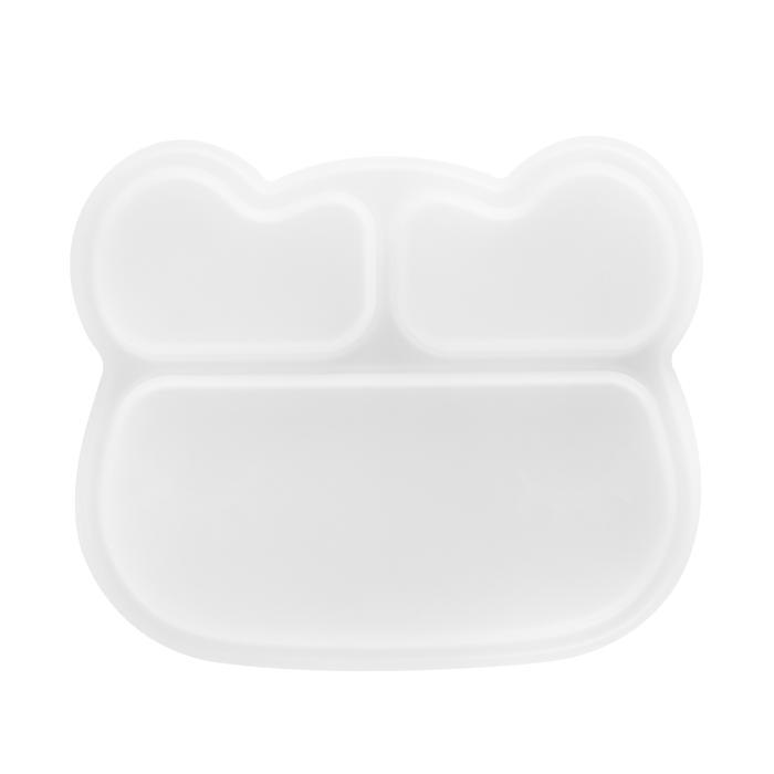 Stickie Plate Lid - Bear