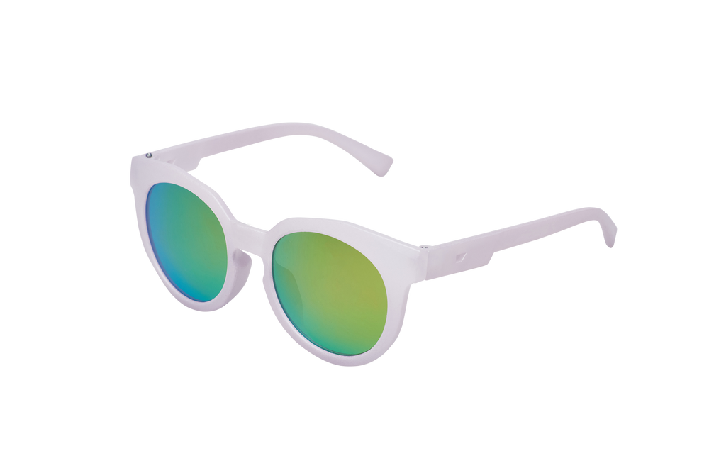 Kids Sunglasses UV400 - Reflective White